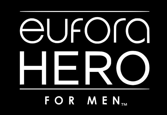 eufora hero for men logo dark